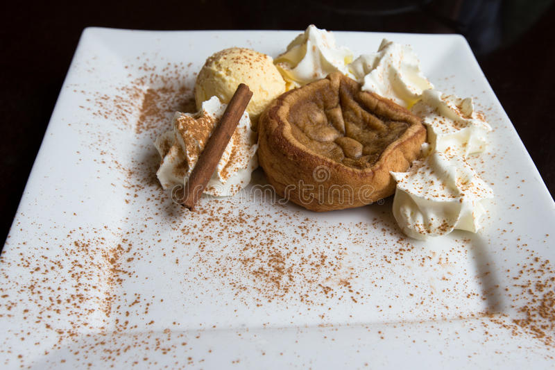 Traditionele Portugese cake stock foto's