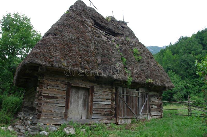 Traditionele schuilplaats stock fotografie