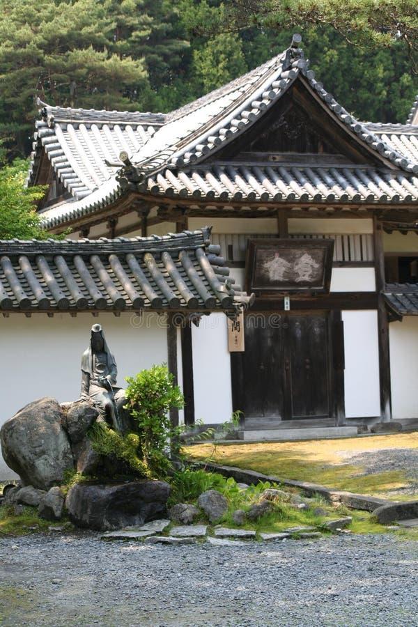 Traditionele Tempel royalty-vrije stock foto