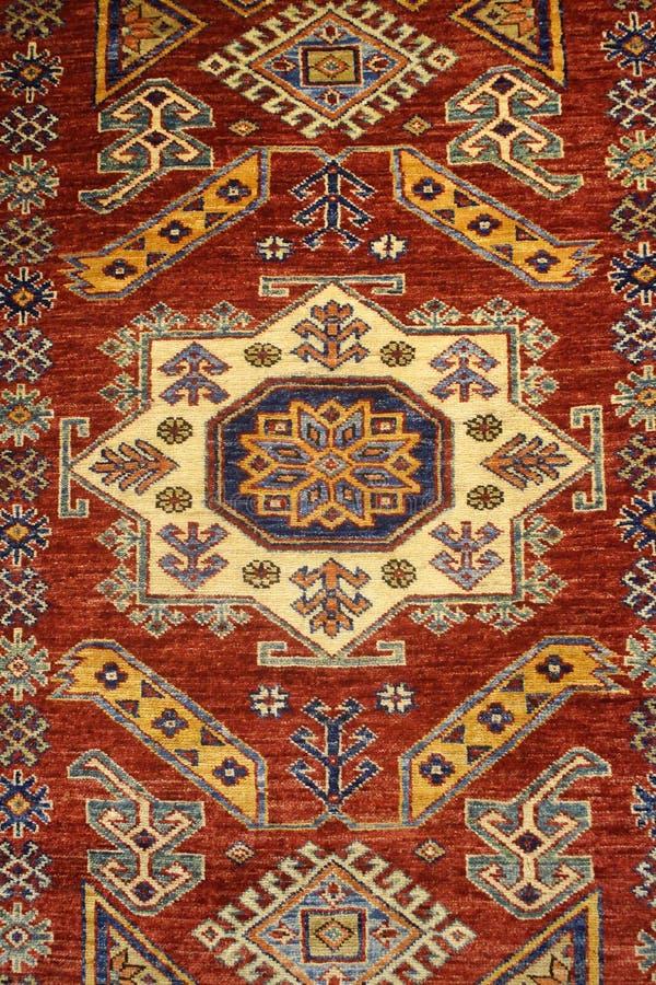 Traditionell armenisk matta arkivfoto