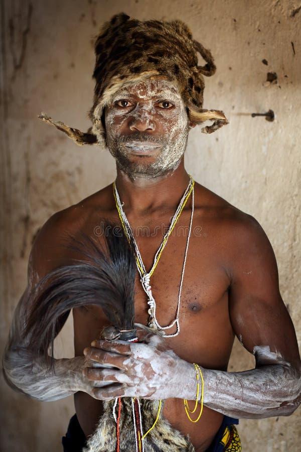 Traditionell botemedel, Tanzania arkivfoton