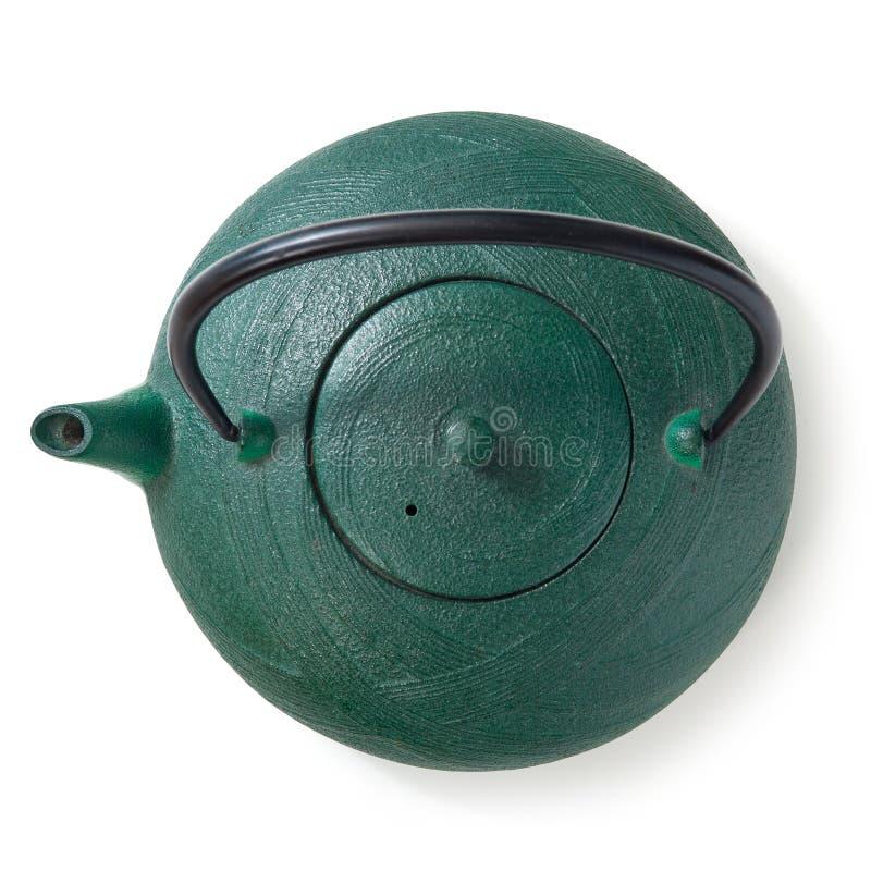 traditionell japansk teapot fotografering för bildbyråer