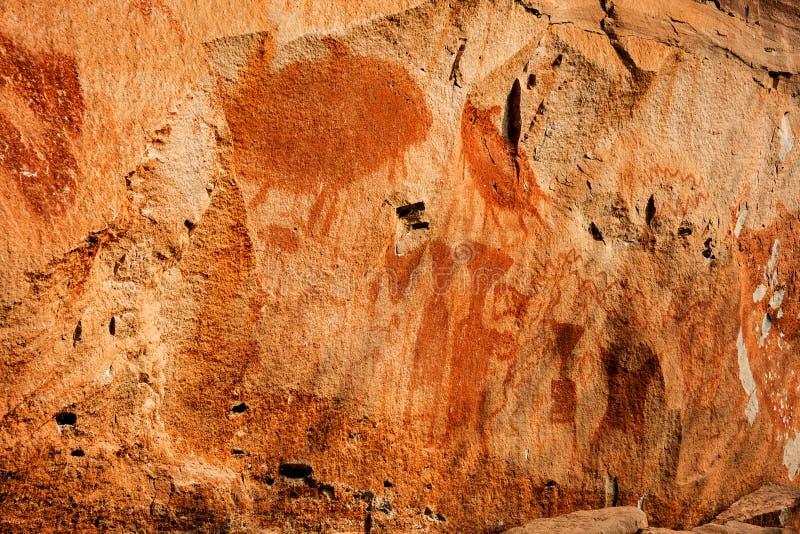 Traditionella målningar royaltyfria bilder