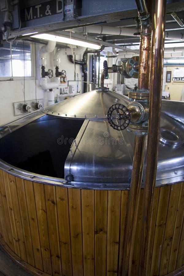 Traditionelle Brauerei stockfotos