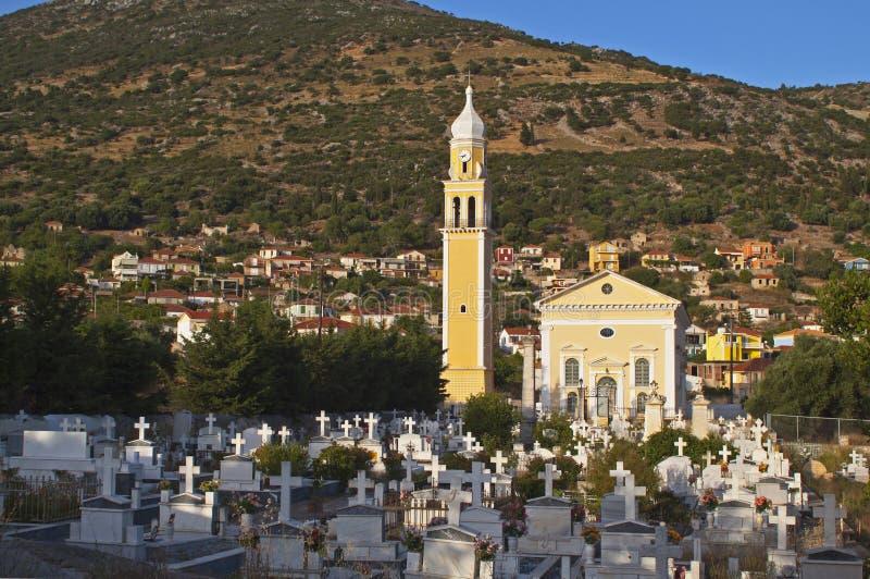 Traditionelle griechische orthodoxe Kirche lizenzfreies stockfoto