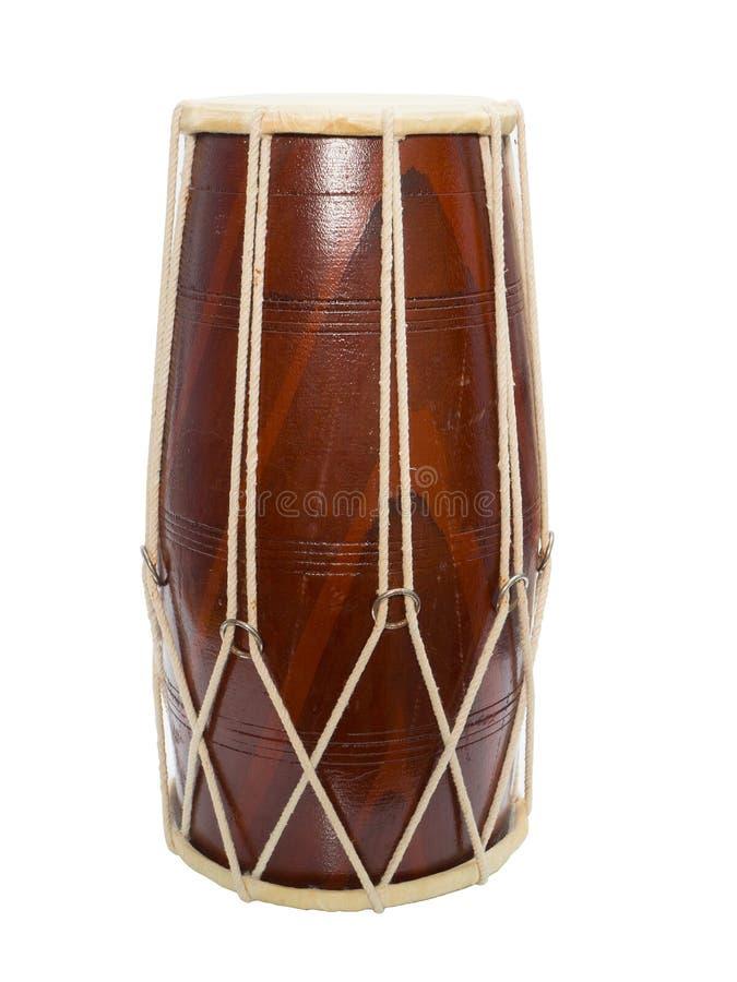 Traditionelle indische Trommel stockfoto