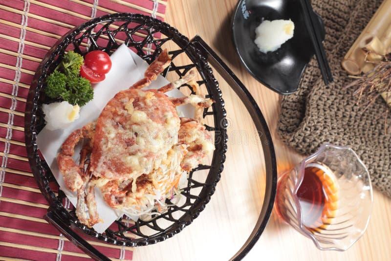 Traditionelle Japan-Küche von Tempura lizenzfreie stockbilder