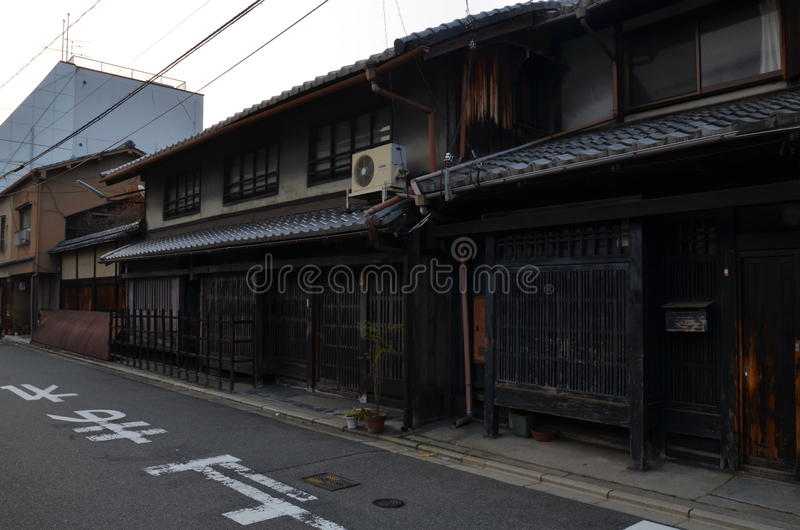 Traditionelle Japanische Häuser traditionelle japanische häuser stockbild bild traditionell