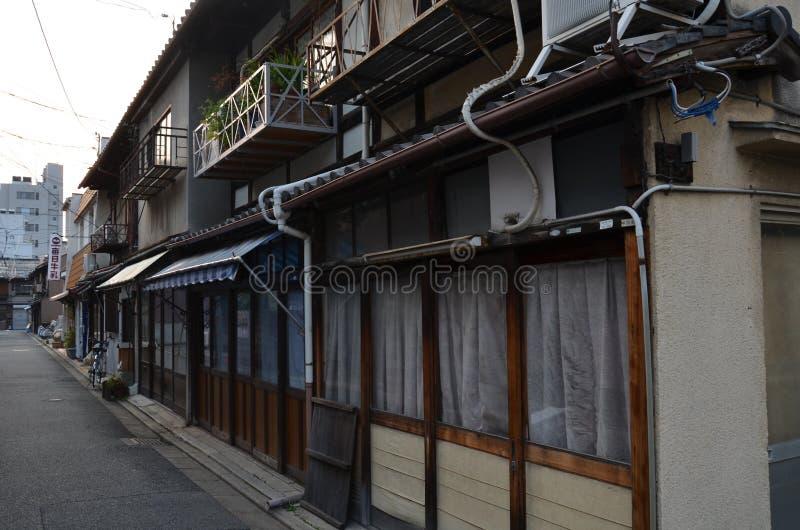 Traditionelle Japanische Häuser traditionelle japanische häuser stockbild bild kyoto zwei