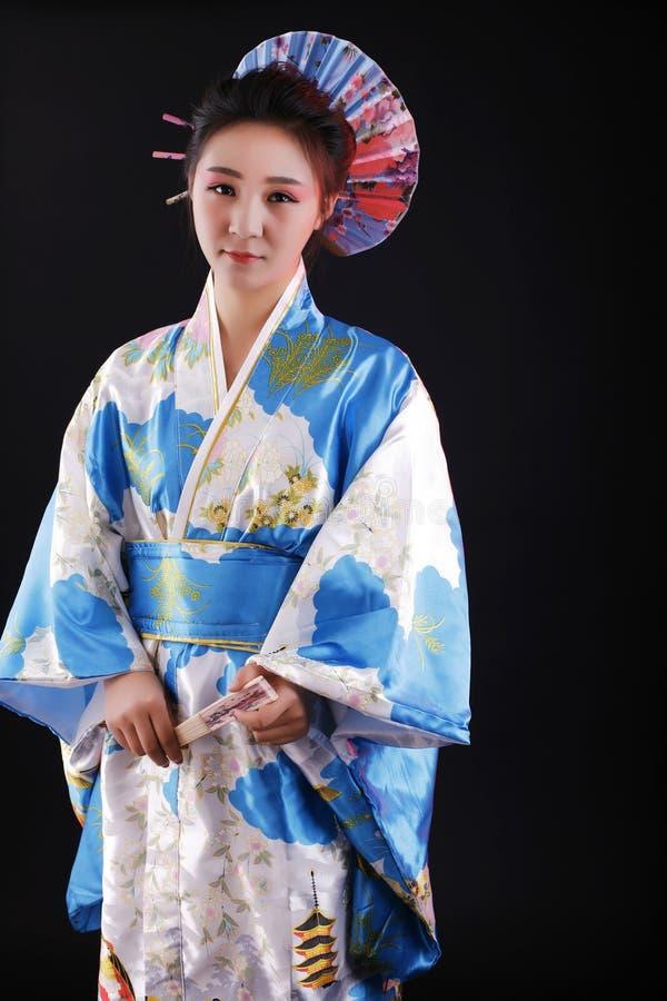 Traditionelle Japanische Kleidung Orientale Schönheit Kimono Stockfoto Bild Von Kimono Japanische 147095328