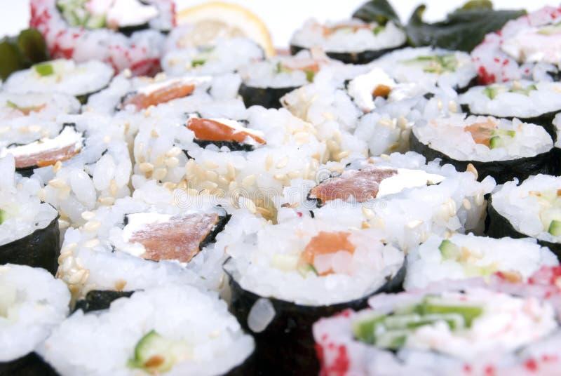 Traditionelle japanische Nahrung stockfotografie