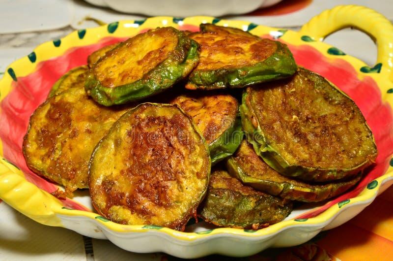 Traditionelle Oriya-Nahrung lizenzfreies stockbild