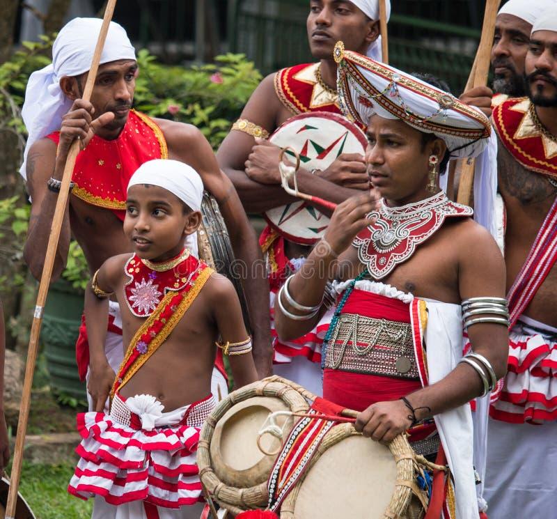 Traditionelle Tänzer stockbild