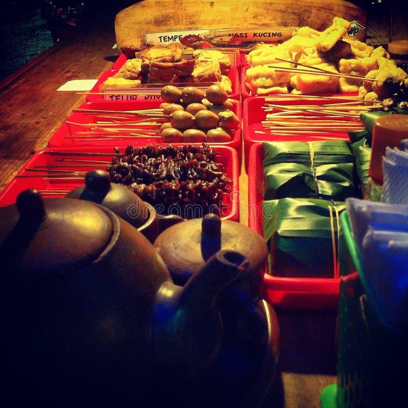 Traditionelles coffeeshop stockbild