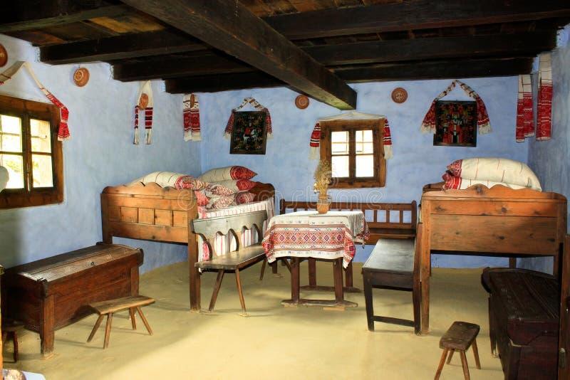 Traditionelles Haus stockbild