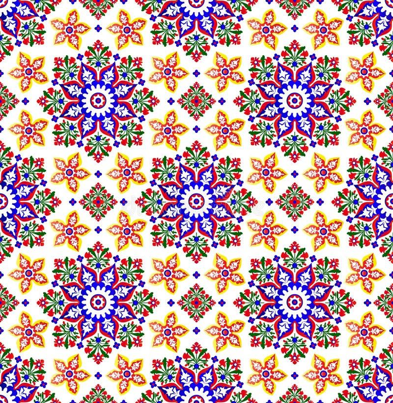Traditionelles islamisches Muster vektor abbildung