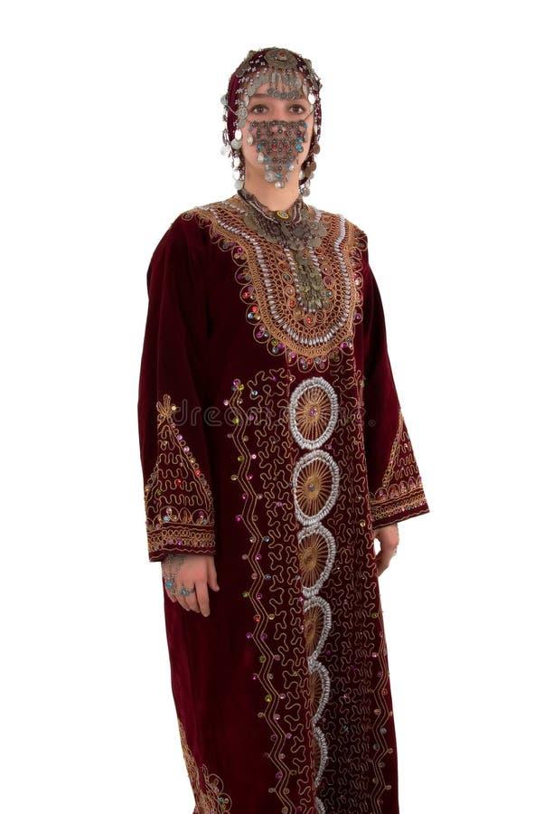 Traditionelles Kleid stockbilder
