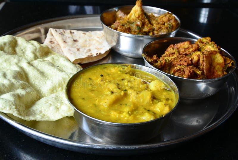 Traditionelle Oriya-Nahrung stockfoto
