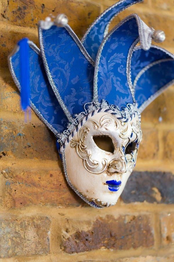 traditionellt venetian för maskering arkivfoto