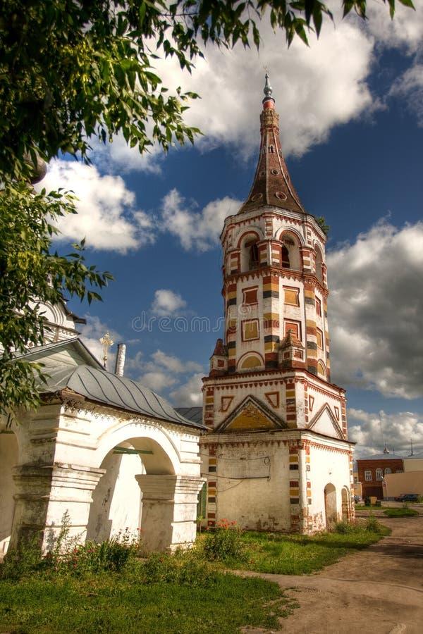 traditionnel russe d'église image libre de droits