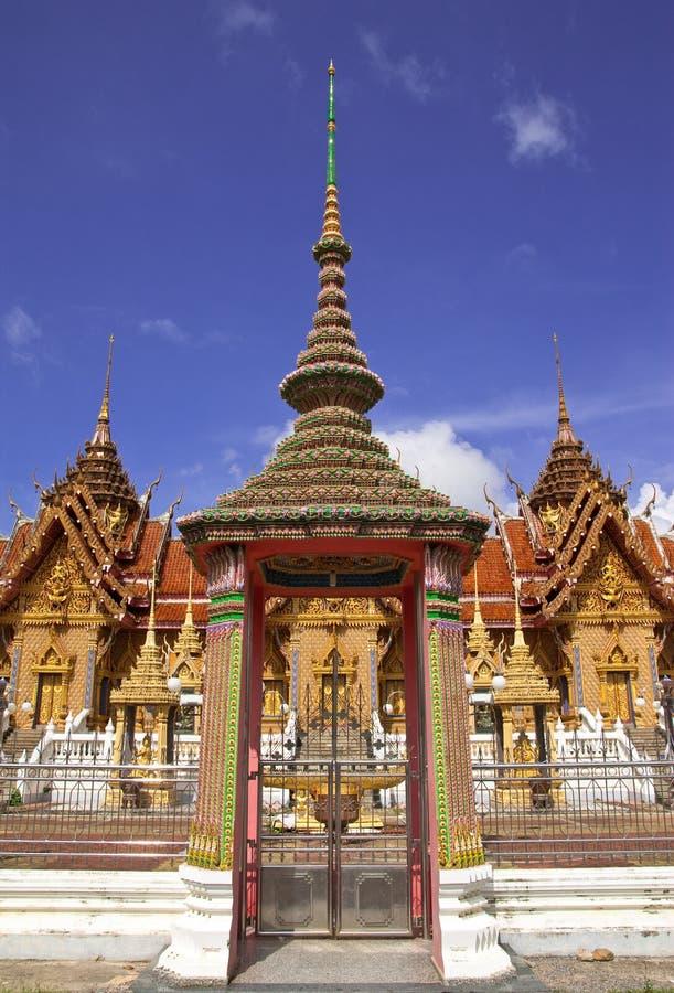 Architecture thaïlandaise traditionnelle de style