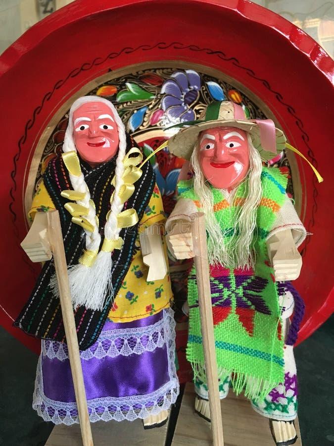 tradizione del Michoacan Messico fotografia stock