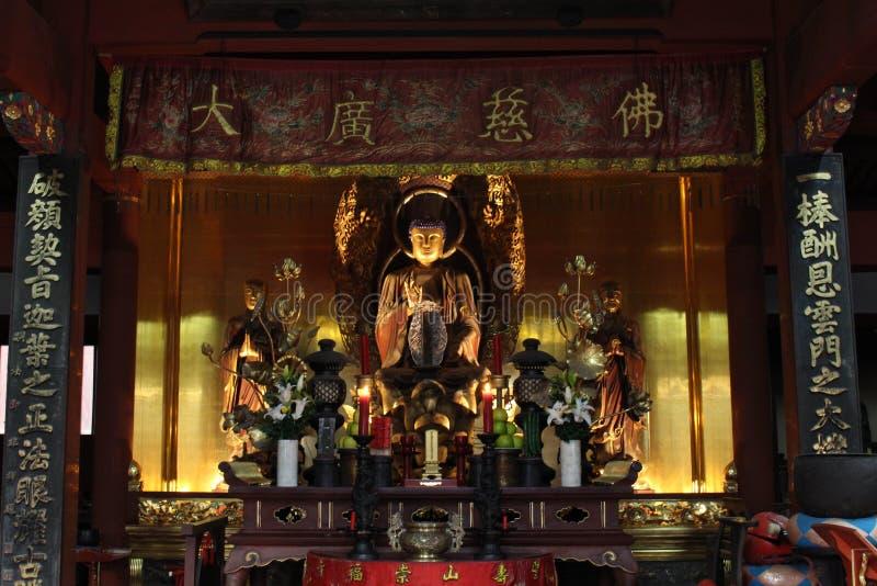 Traduction : ` De temple de Sofukuji de `, une incorporation de culture chinoise photo stock