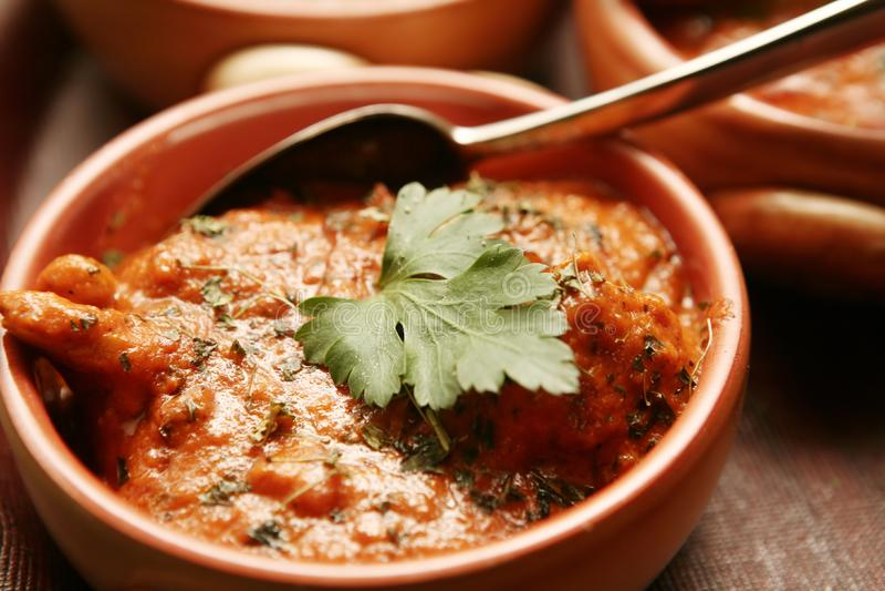 Tradycyjna Pakistan Kuchnia Bezpłatna Fotografia Stock