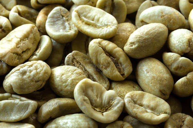 Tradycyjne piec kawowe fasole fotografia stock