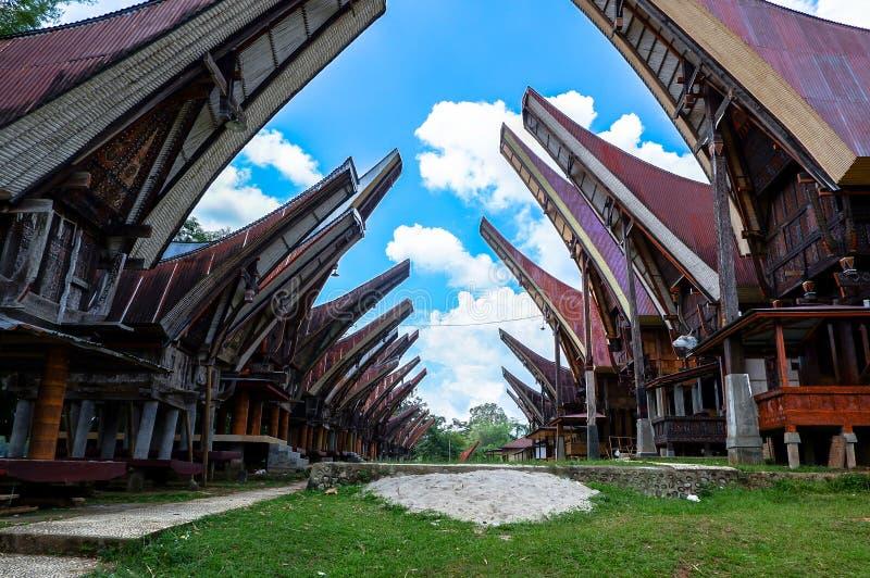 Tradycyjni festiwale Torajan przy Sulawesi obrazy stock