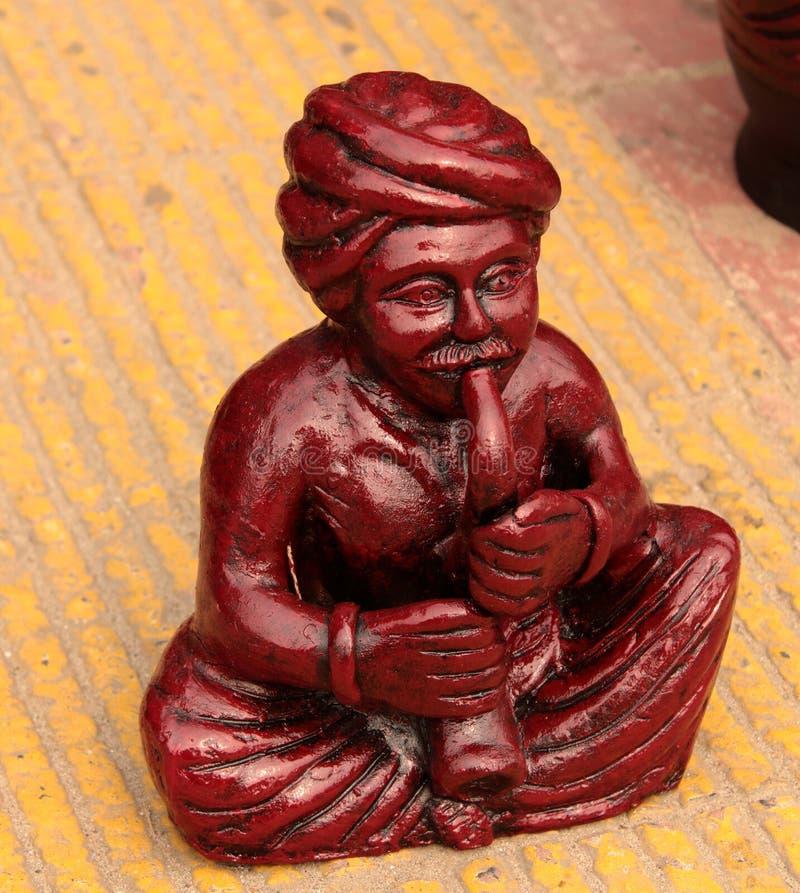 Tradycyjni rękodzieła w India obraz stock