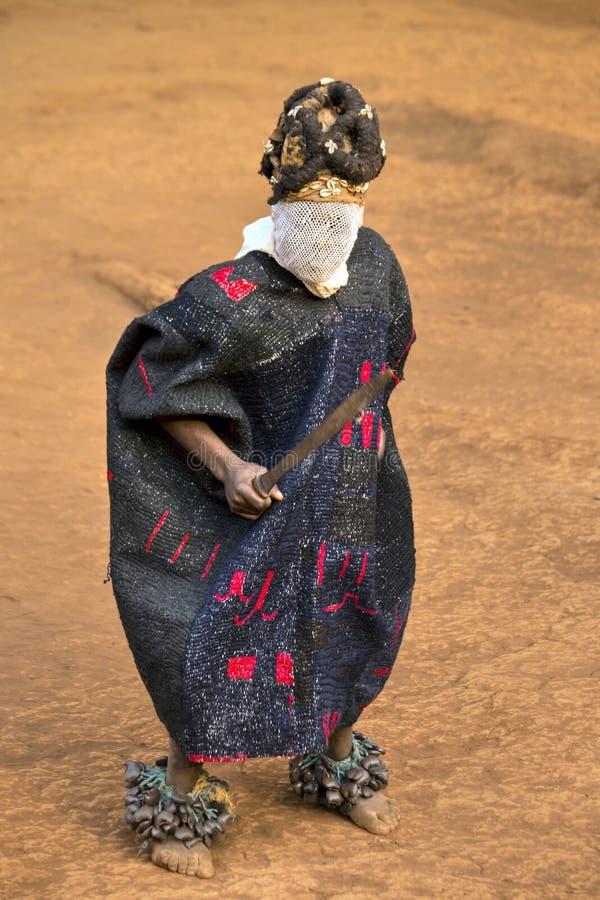 Tradycyjny Afrykański taniec fotografia stock