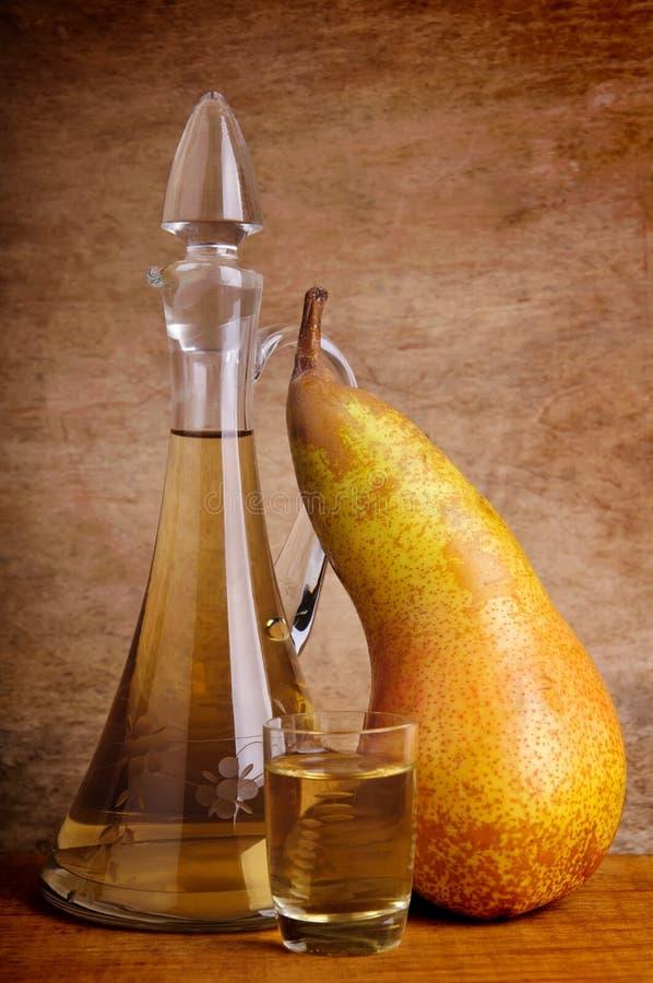 tradycyjny alkoholiczny napój zdjęcie royalty free