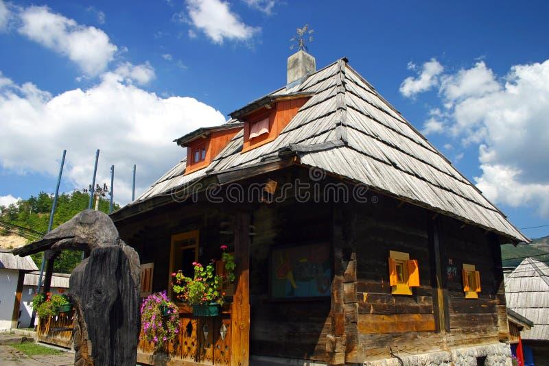 tradycyjny domowy serbian fotografia royalty free