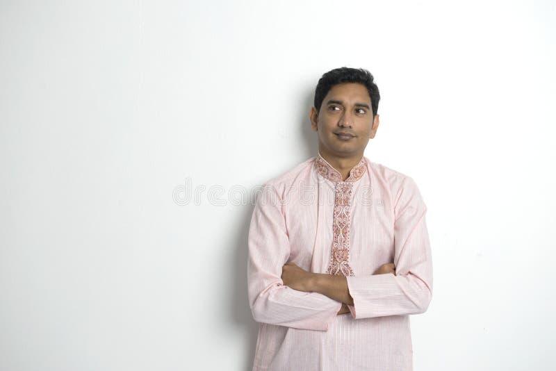Tradycyjny indianin fotografia stock