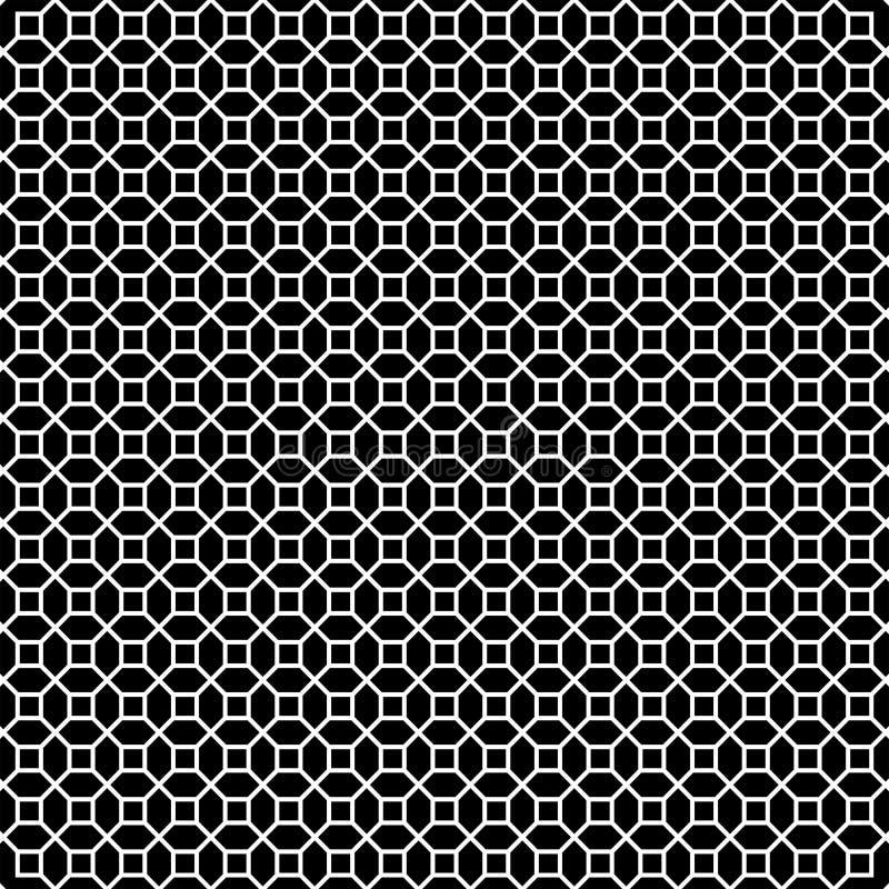 Tradycyjny klasyczny geometryczny deseniowy tło zdjęcia stock