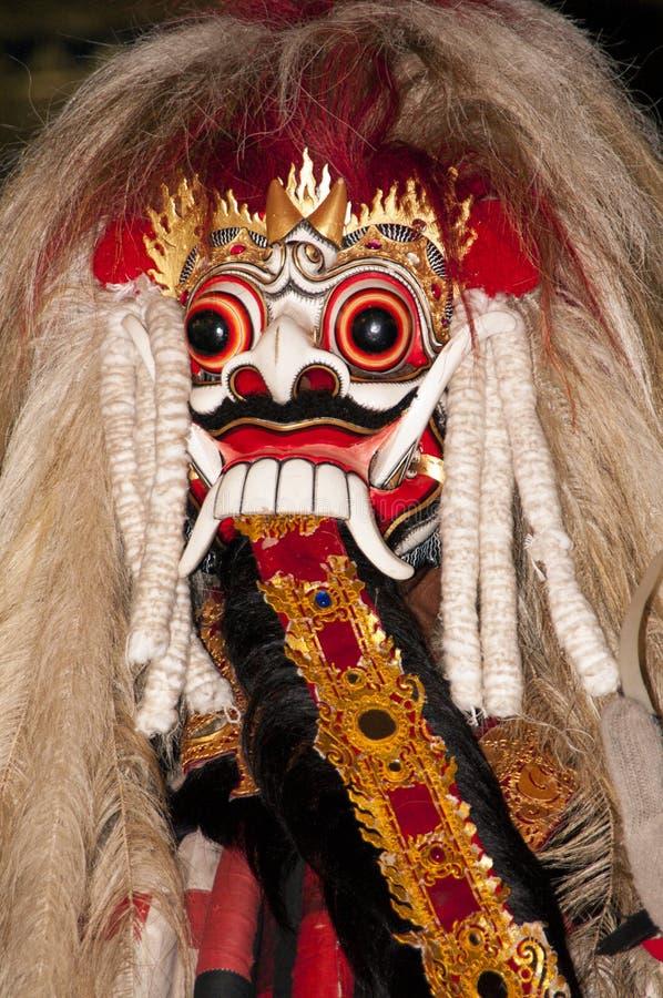 Tradycyjny kolorowy smoka kostium zdjęcia stock