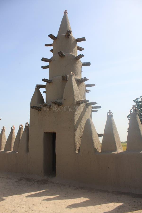 tradycyjny minaretowy mosk fotografia royalty free