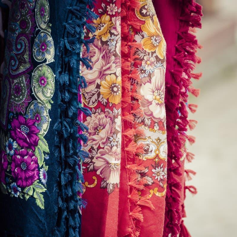 Tradycyjny odziewa w Zakopane, Polska fotografia royalty free