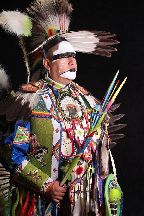 Tradycyjny tancerz zdjęcie stock