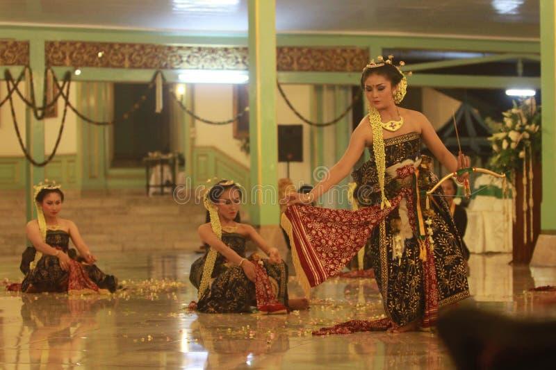 Tradycyjny taniec obraz stock