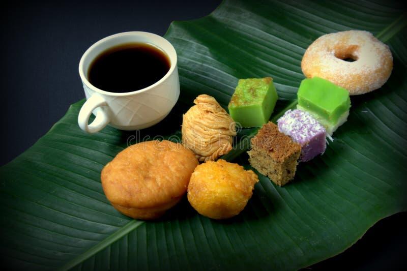 Tradycyjny tort Malezja & Indonezja obraz stock