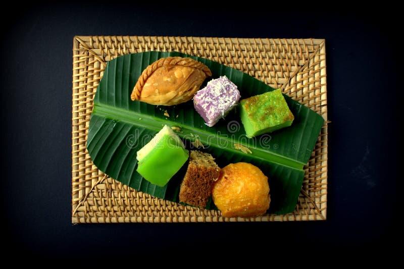 Tradycyjny tort Malezja & Indonezja zdjęcie royalty free