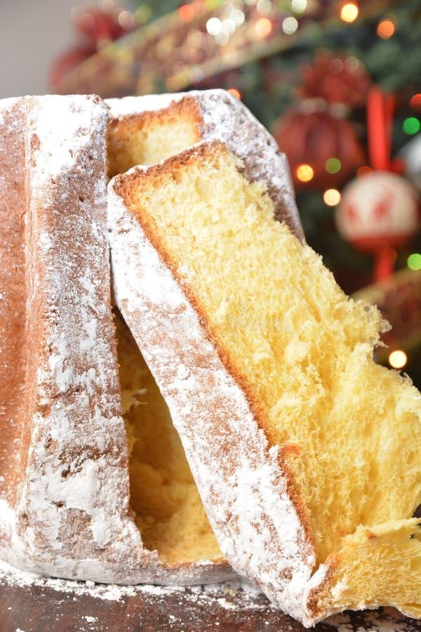 Tradycyjny włoski szkło spumante na stołowym napoju włochu dla Bożenarodzeniowego lajkonika i nowej szczęśliwej roku decemmber zi obraz stock