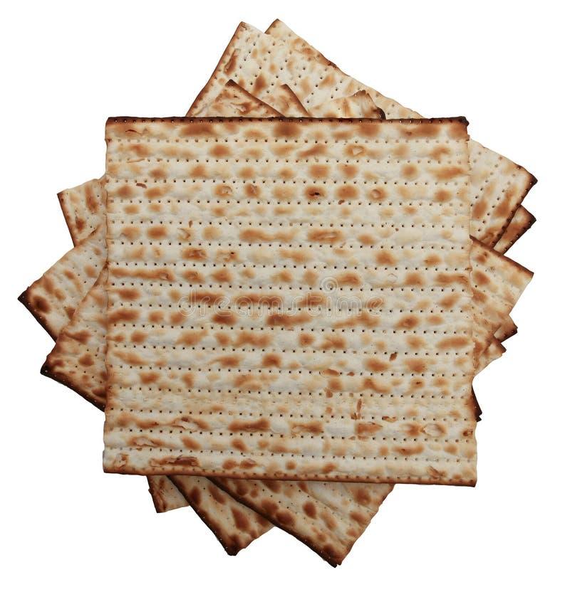 Tradycyjny Żydowski wakacyjny karmowy Passover matzo zdjęcie stock