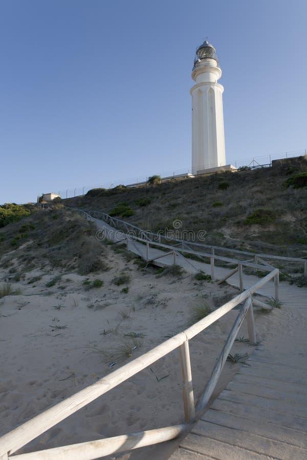 Trafalgar lighthouse royalty free stock images