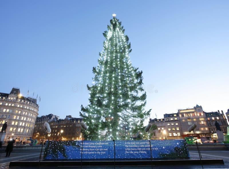 Trafalgar Square imagenes de archivo