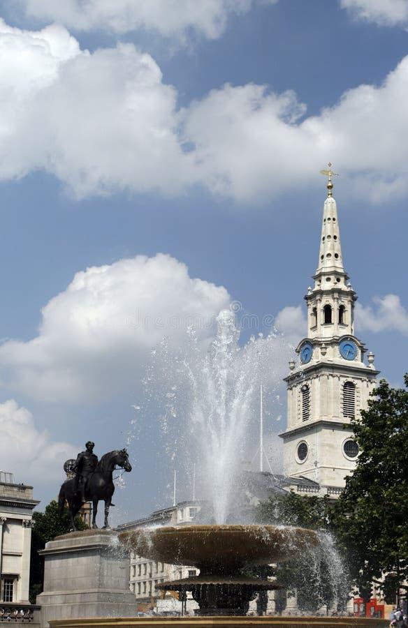 Free Trafalgar Square Stock Photos - 6067023