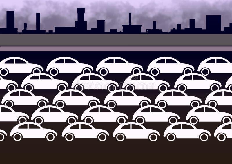 Traffic vector illustration