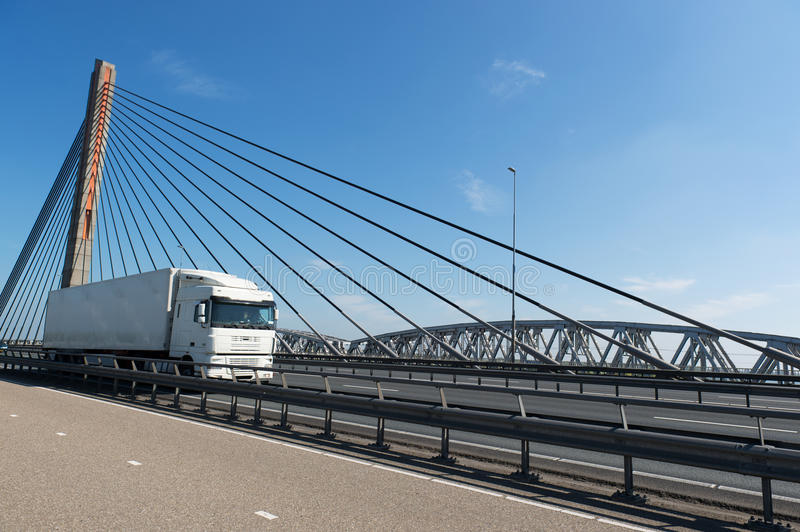 Download Traffic On The Bridge Stock Photography - Image: 34432742